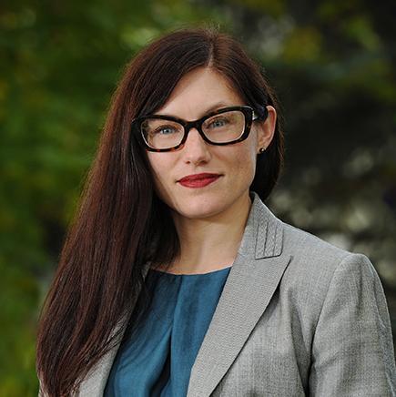 Attorney Margaret Weamer outdoor profile